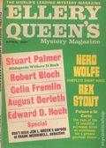 Ellery Queen's Mystery Magazine (1941-Present Davis-Dell) Vol. 51 #4