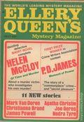 Ellery Queen's Mystery Magazine (1941-Present Davis-Dell) Vol. 52 #1