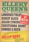 Ellery Queen's Mystery Magazine (1941-Present Davis-Dell) Vol. 52 #2