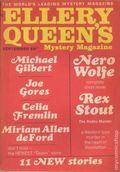 Ellery Queen's Mystery Magazine (1941-Present Davis-Dell) Vol. 52 #3