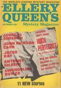 Ellery Queen's Mystery Magazine (1941-Present Davis-Dell) Vol. 52 #4