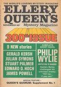 Ellery Queen's Mystery Magazine (1941-Present Davis-Dell) Vol. 52 #5