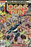 Logan's Run (1977 Marvel) UK Edition 2UK