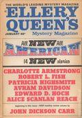 Ellery Queen's Mystery Magazine (1941-Present Davis-Dell) Vol. 53 #1
