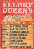 Ellery Queen's Mystery Magazine (1941-Present Davis-Dell) Vol. 53 #3