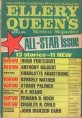 Ellery Queen's Mystery Magazine (1941-Present Davis-Dell) Vol. 53 #4