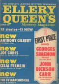Ellery Queen's Mystery Magazine (1941-Present Davis-Dell) Vol. 53 #6