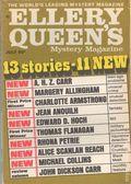 Ellery Queen's Mystery Magazine (1941-Present Davis-Dell) Vol. 54 #1