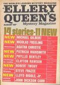 Ellery Queen's Mystery Magazine (1941-Present Davis-Dell) Vol. 54 #2