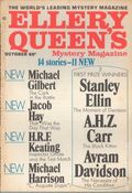 Ellery Queen's Mystery Magazine (1941-Present Davis-Dell) Vol. 54 #4
