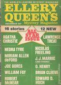 Ellery Queen's Mystery Magazine (1941-Present Davis-Dell) Vol. 54 #6
