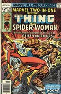 Marvel Two-in-One (1974 1st Series) UK Edition 30UK