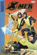 X-Men First Class Tomorrow's Brightest SC (2007 Marvel) A Target Saddle-Stitched Collection 1-1ST