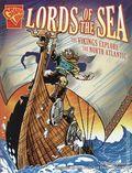 Lords of the Sea SC (2006 Capstone Press) 1-1ST