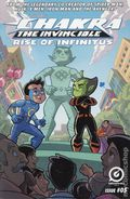 Chakra the Invincible Rise of Infinitus (2016 Graphic India) 5