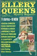 Ellery Queen's Mystery Magazine (1941-Present Davis-Dell) Vol. 66 #2