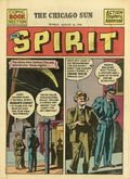 Spirit Weekly Newspaper Comic (1940-1952) Aug 26 1945