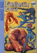 Marvel Age Fantastic Four (2005 Marvel) Good Humor Reprint 1