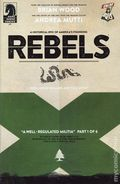 Rebels (2015 Dark Horse) 1CBLDF