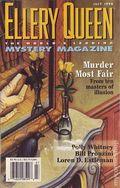 Ellery Queen's Mystery Magazine (1941-Present Davis-Dell) Vol. 112 #1