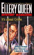 Ellery Queen's Mystery Magazine (1941-Present Davis-Dell) Vol. 121 #6