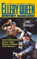 Ellery Queen's Mystery Magazine (1941-Present Davis-Dell) Vol. 122 #2