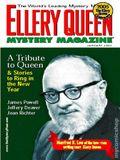 Ellery Queen's Mystery Magazine (1941-Present Davis-Dell) Vol. 125 #1