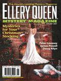 Ellery Queen's Mystery Magazine (1941-Present Davis-Dell) Vol. 129 #1