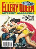 Ellery Queen's Mystery Magazine (1941-Present Davis-Dell) Vol. 132 #2