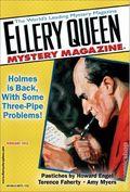 Ellery Queen's Mystery Magazine (1941-Present Davis-Dell) Vol. 141 #2