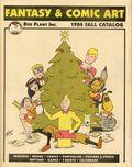 Bud Plant Fantasy & Comic Art Catalog (1976 Bud Plant, Inc.) 1984