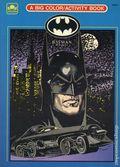Batman Returns Coloring/Activity Book SC (1992 Golden Books) 1-1ST