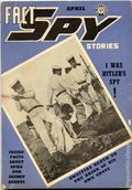 Fact Spy Stories (1939 Fact Magazines) Vol. 1 #1