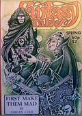 Fantasy Tales (1977-1991 Stephen Jones-Robinson Publishing) Vol. 2 #4