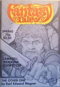 Fantasy Tales (1977-1991 Stephen Jones-Robinson Publishing) UK Magazine Vol. 4 #7