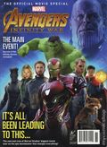 Avengers Infinity War Official Movie Special (2018 Titan Books) 1
