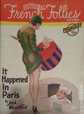 French Follies (1930-1932 Follywood) Pulp Vol. 1 #1