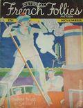 French Follies (1930-1932 Follywood) Pulp Vol. 4 #3
