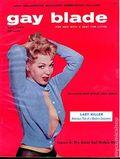 Gay Blade (1956-1959 Bachelor Magazine) Vol. 4 #5