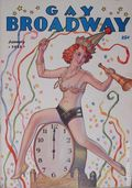 Gay Broadway (1931-1938 D.M. Publishing) Vol. 1 #2