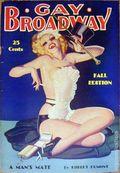 Gay Broadway (1931-1938 D.M. Publishing) Vol. 3 #1