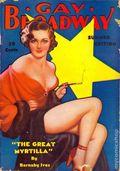 Gay Broadway (1931-1938 D.M. Publishing) Vol. 3 #8