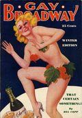 Gay Broadway (1931-1938 D.M. Publishing) Vol. 3 #10