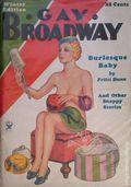 Gay Broadway (1931-1938 D.M. Publishing) Vol. 4 #4