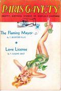 Gayety (1932-1935 Shade Publishing Co.) Vol. 2 #1