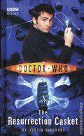 Doctor Who The Resurrection Casket HC (2006 BBC Novel) 1-REP