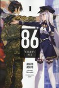 86 Eighty-Six SC (2019 A Yen On Light Novel) 1-1ST
