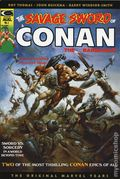 Savage Sword of Conan Omnibus HC (2019 Marvel) The Original Marvel Years 1B-1ST
