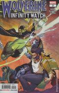 Wolverine Infinity Watch (2019 Marvel) 2A