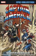 Captain America Superia Stratagem TPB (2019 Marvel) Epic Collection 1-1ST